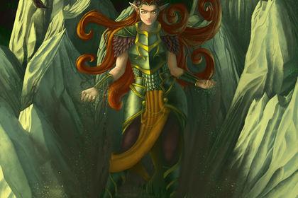 Magie elfique