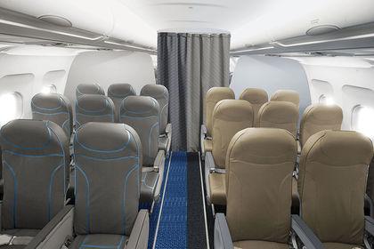 Simulations intérieurs d'avions