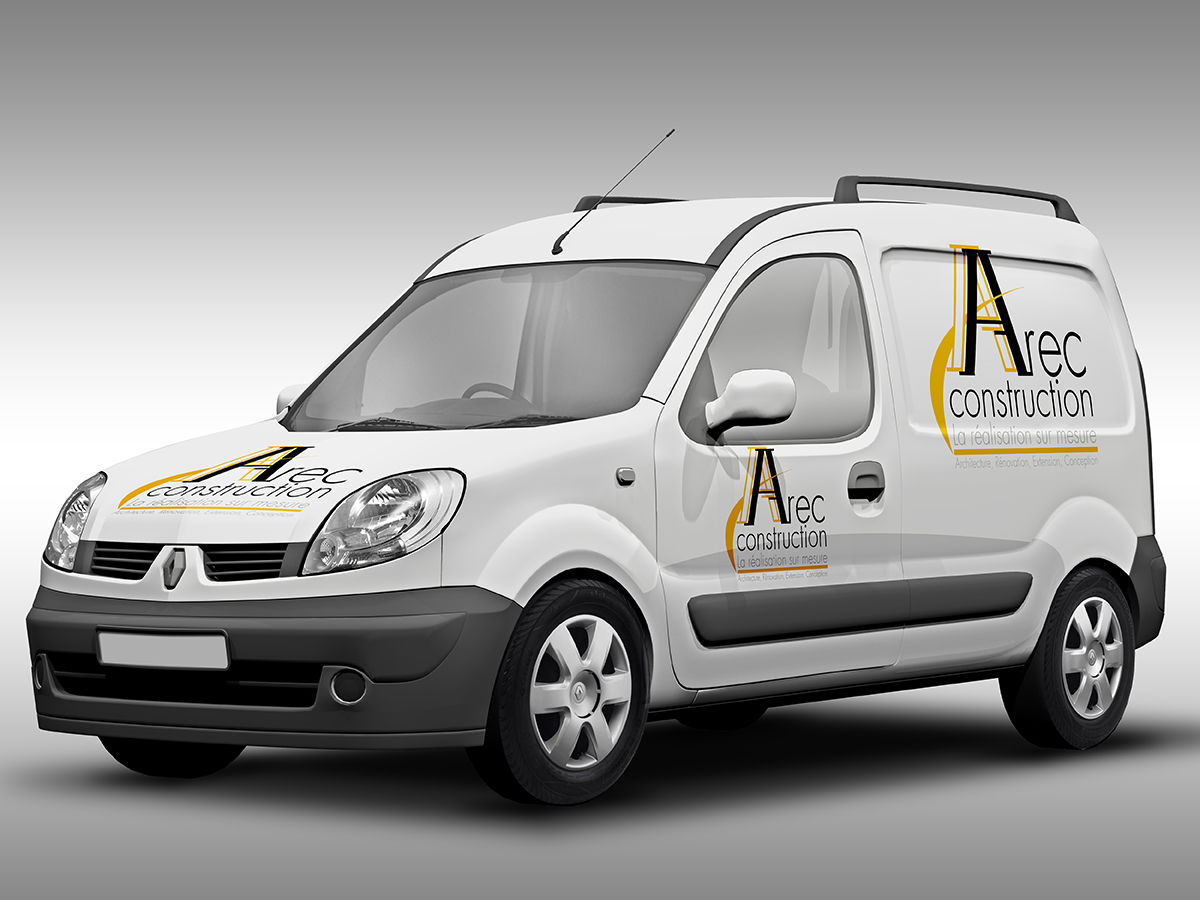 Logo Arec Construction