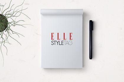ELLE - création de logo