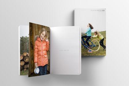 Catalogue PYRENEX Kids Fall Winter 2016-17