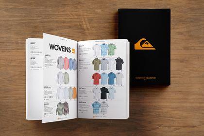 Catalogue Quiksilver Waterman