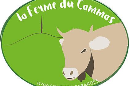 Logo pour la Ferme du Cammas