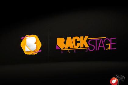 Logo Backstage Radio
