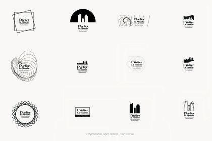 Proposition type de logos