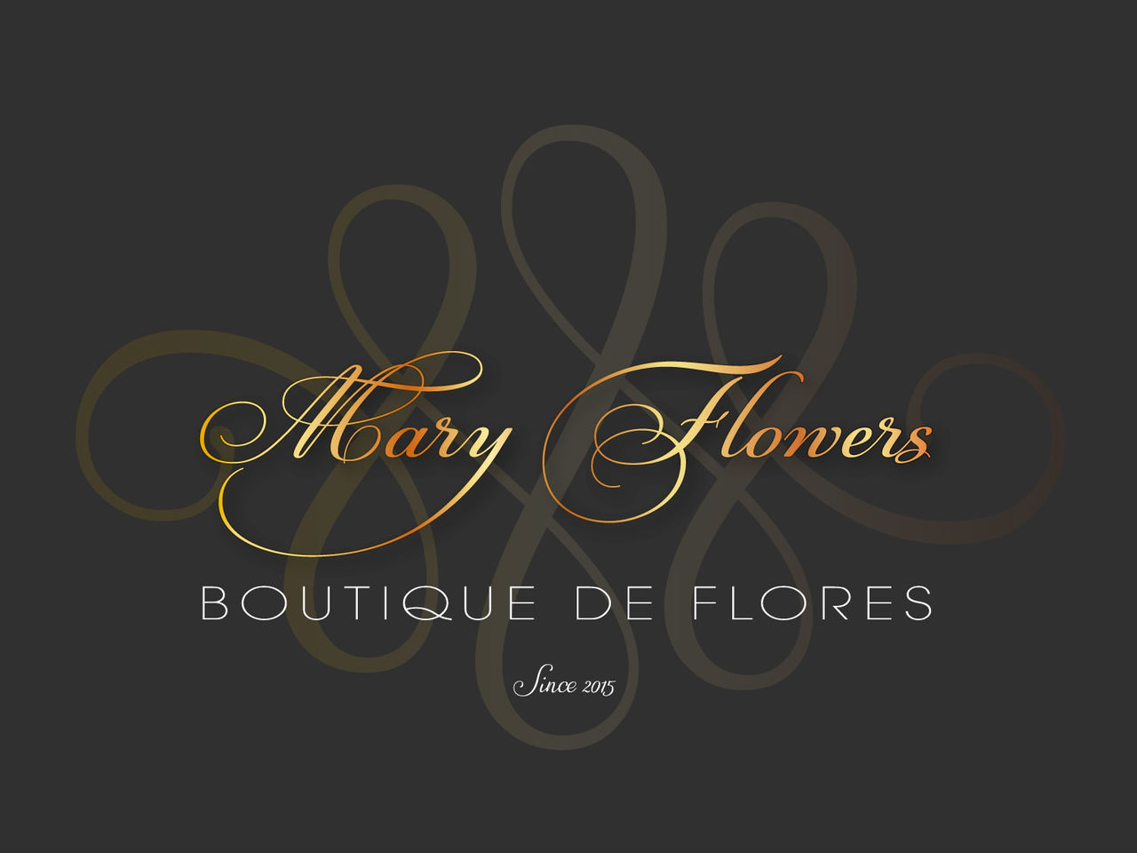 Logo Mary Flowers