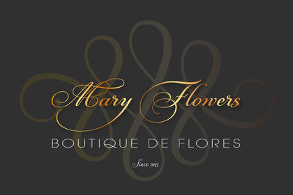 Logo Mary Flowers