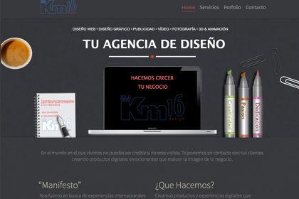Création Web Km16.es