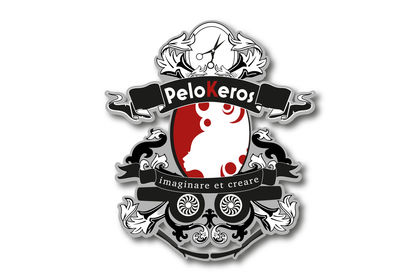 Conception du Logo Pelokeros