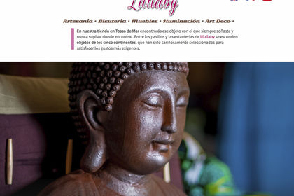Création site web Lullaby