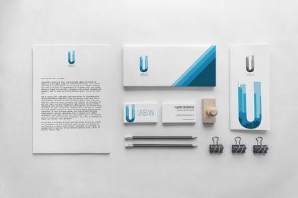 "Création de logo: ""URBAN"""