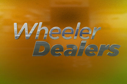 "Opening ""Wheeler Dealers"""