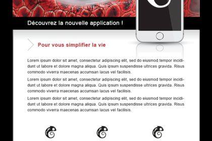 Site et appli mobile
