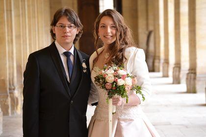 Mariage Améline et Julien