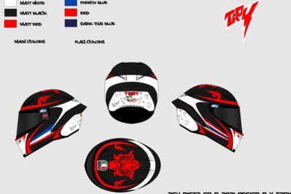 AGV PISTA GP R ( TaDy's 21 Design )