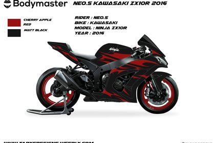 Neo's kawasaki ZX10 R 2016