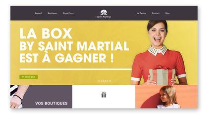 Site web saint-martial.com