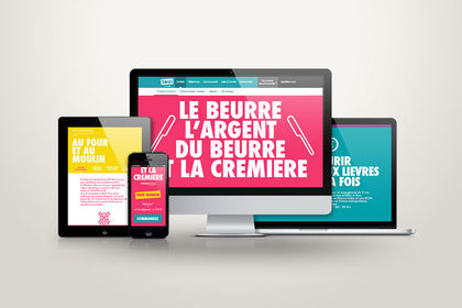 Webdesign - Sosh