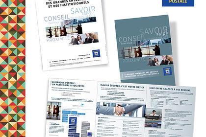 """Brochure """"La Poste"""""""