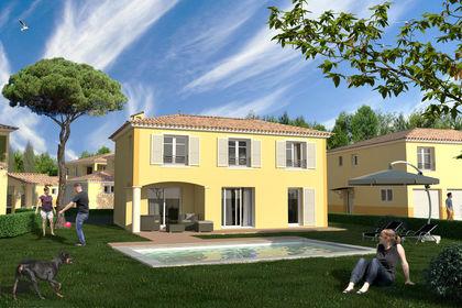 Lotissement de 6 villas