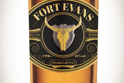 Etiquette whisky