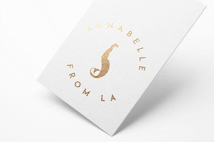 Logo Annabelle From LA