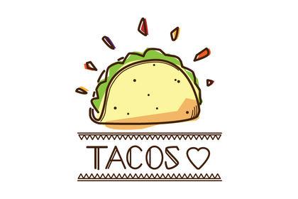 Logo Tacos Shop