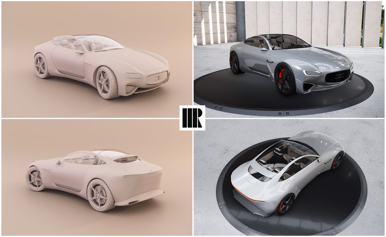 Automotive Design #01