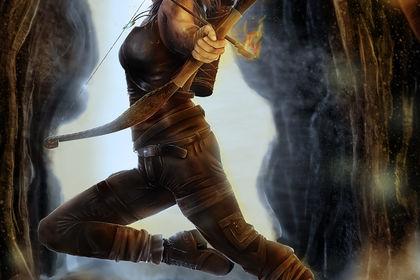 Lara Croft (Fanart)