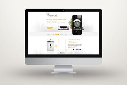 MisterZic - site web