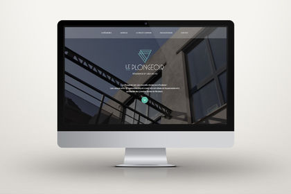 Le Plongeoir - site web