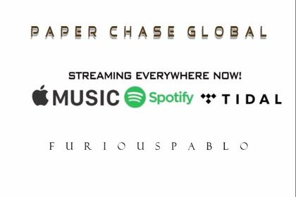 Furious Pablo - Paper Chase Global