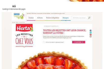 Herta / Recettes de Chez Vous