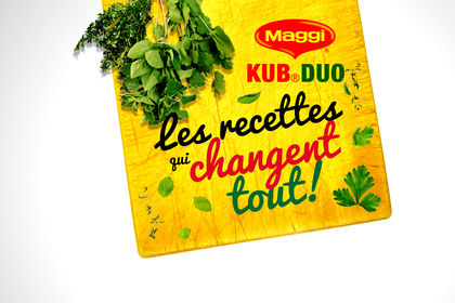MAGGI / Kub Duo