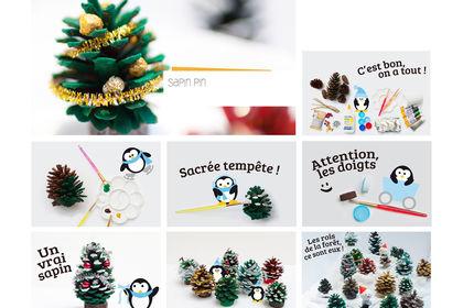NESTLÉ / Ateliers créatifs