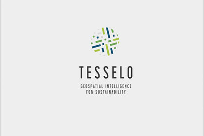 Création du logo de Tesselo