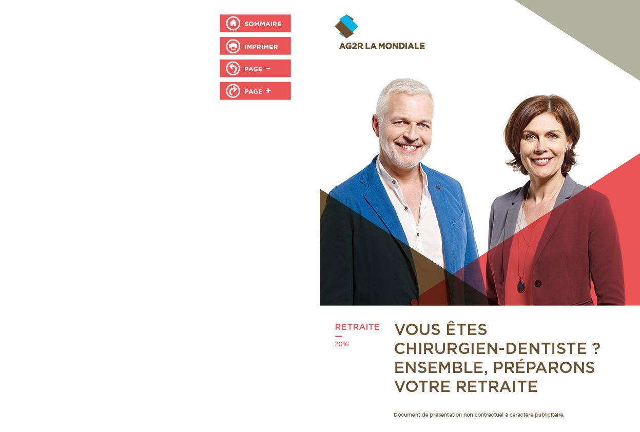 AG2R La Mondiale PDF interactif
