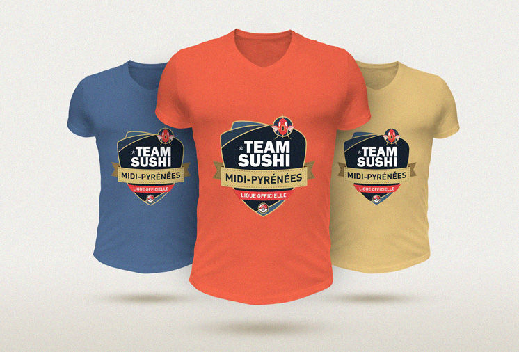 Logo / Team Sushi