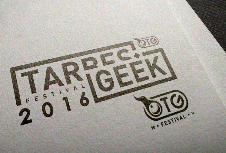 Logo / Tarbes Geek Festival