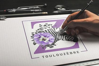 Logo / ToulouZèbre
