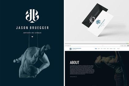 Jason Bruegger-Artiste de Cirque