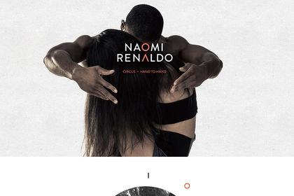 Namoi et Renaldo-Artistes de Cirque