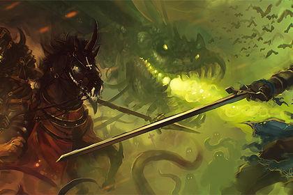 Battle for the Gods
