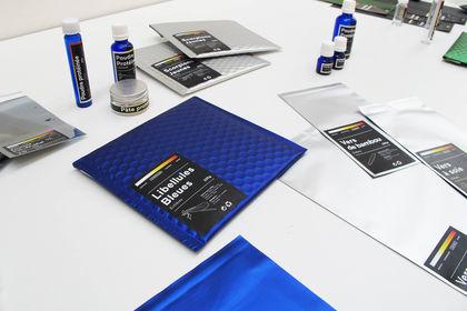 Packaging / étiquettes pour insectes comestibles