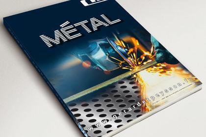 Catalogue Métal