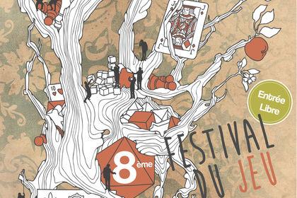 Festival du jeu (affiche)