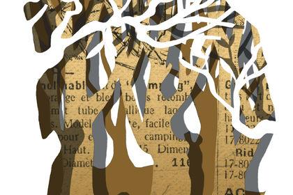 Au fond du bois dormant (affiche)
