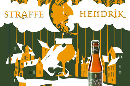 Straffe Hendrik (affiche)