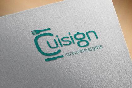 """Logo pour """"Cuisign"""""""