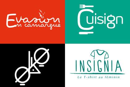 Mes exemple de logos